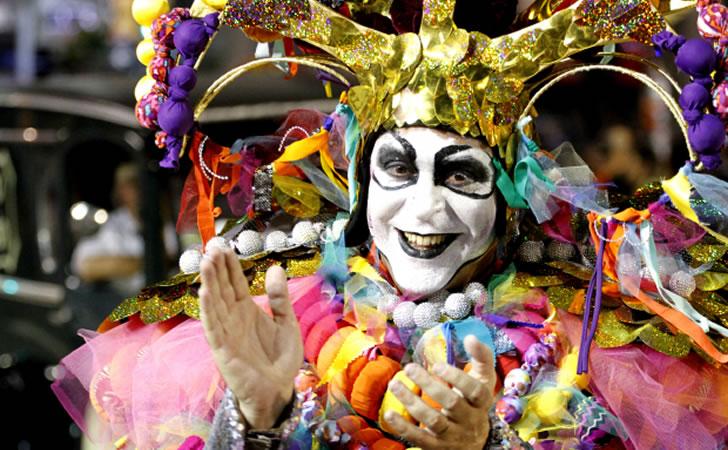 Carnaval en Uruguay / Foto: Intendencia de Montevideo