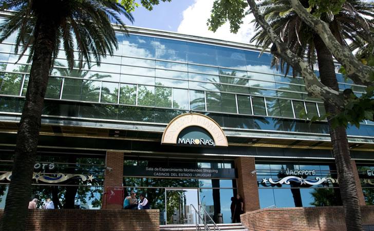Casino de Maroñas / Foto: Intendencia de Montevideo