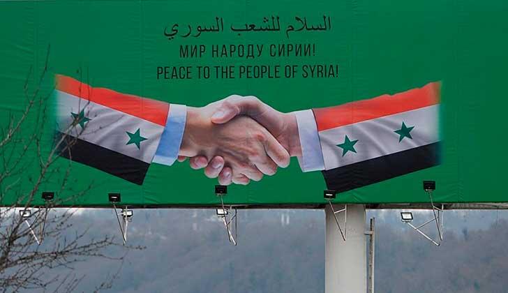 Comienza el Congreso de Diálogo Nacional Sirio en Rusia . Foto: Sputnik