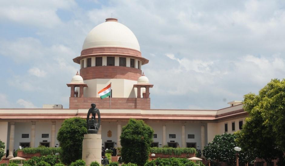 Edificio de la Corte Suprema de la India. Foto: libertylawsite.org