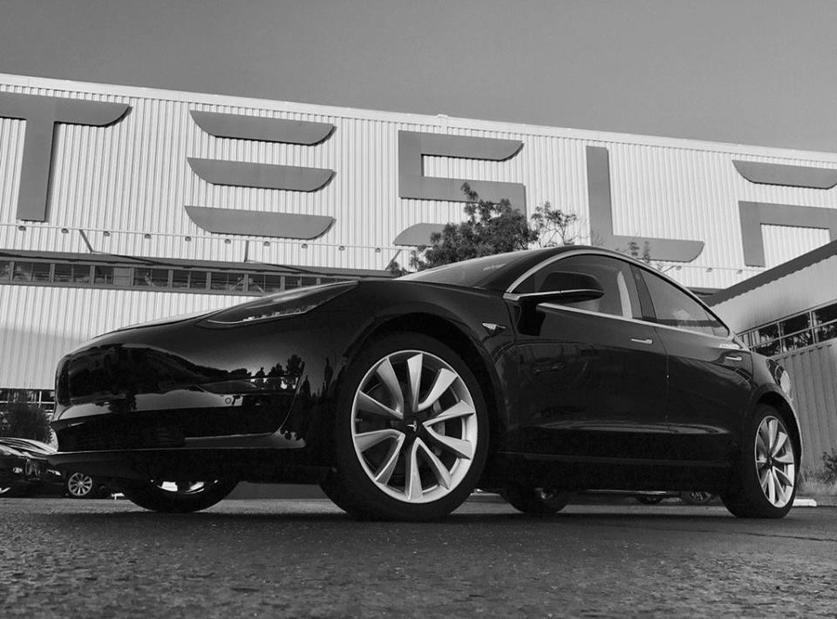 Foto: Facebook Oficial Tesla