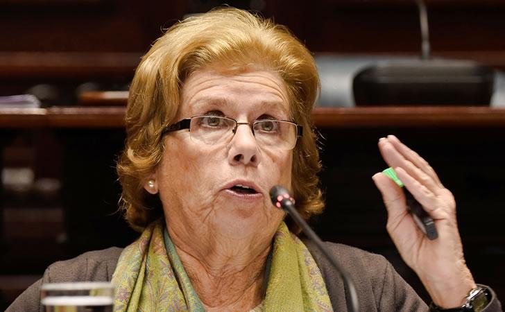 Daniela Payssé, senadora del Frente Amplio / Foto: Radio Nacional