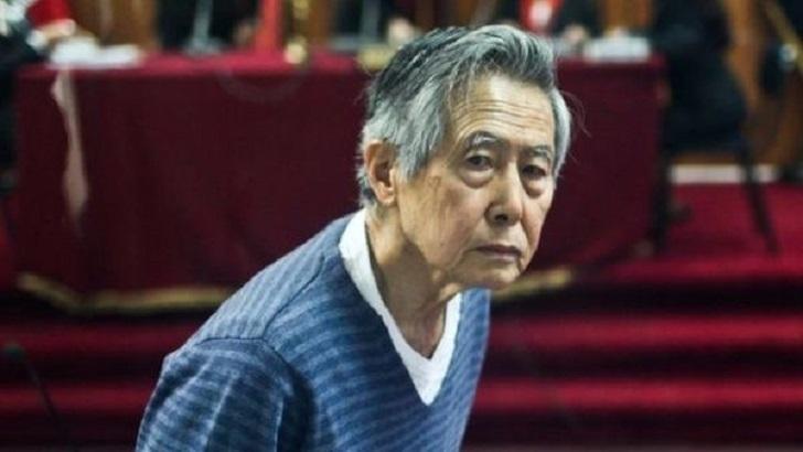 Perú rechazará anular indulto a Fujimori si lo pide la CIDH.