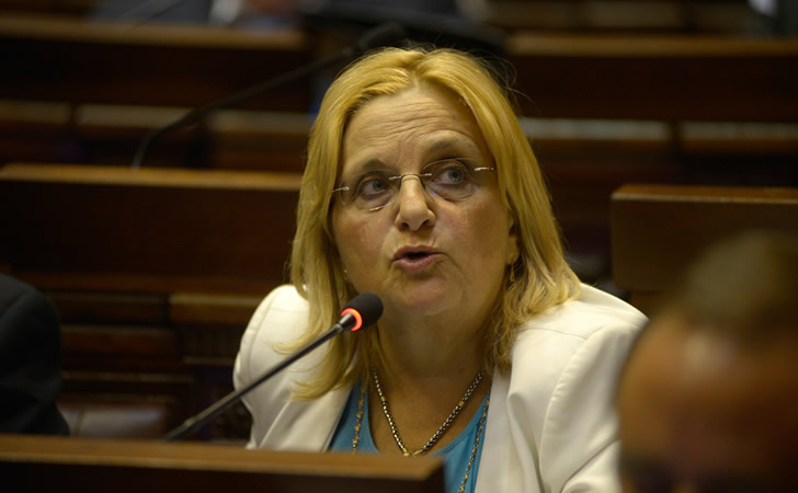 Graciela Bianchi, diputada del Partido Nacional / Foto: Todos
