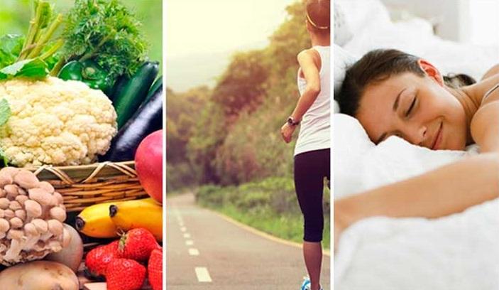 Cinco hábitos saludables para incorporar con la llegada del nuevo añoCinco hábitos saludables para incorporar con la llegada del nuevo año.