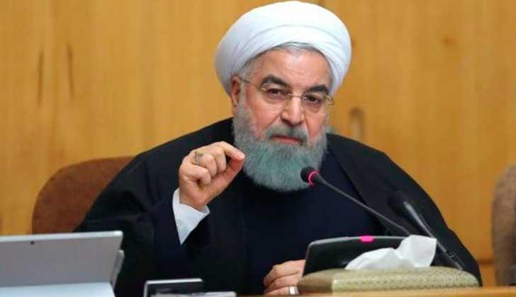 """Irán califica de """"engañoso y oportunista"""" el apoyo de EE.UU. a las protestas por la situación económica del país ."""