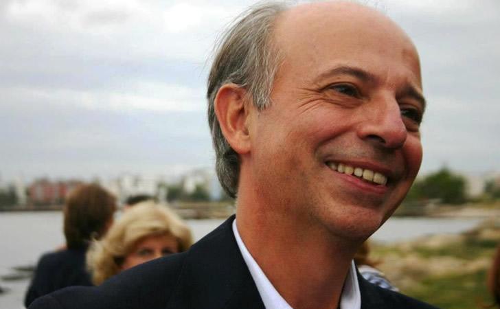 Javier García, senador del Partido Nacional / Foto: Sociedad Uruguaya