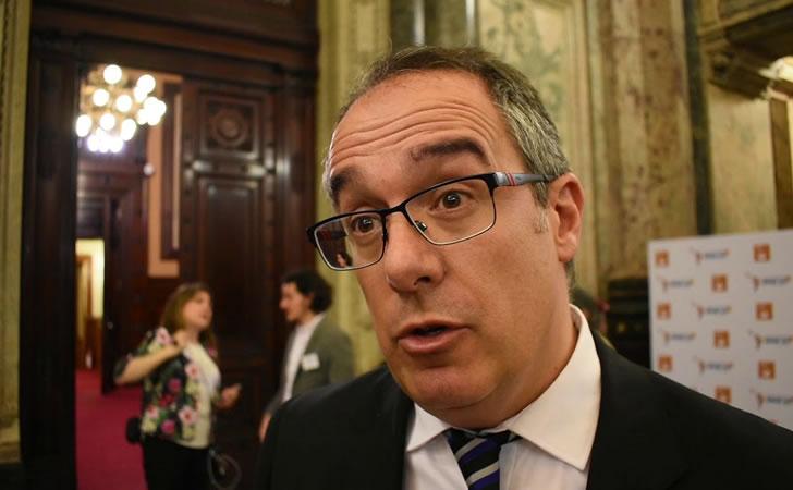 José Carlos Mahía, vicepresidente del Frente Amplio / Foto: LARED21