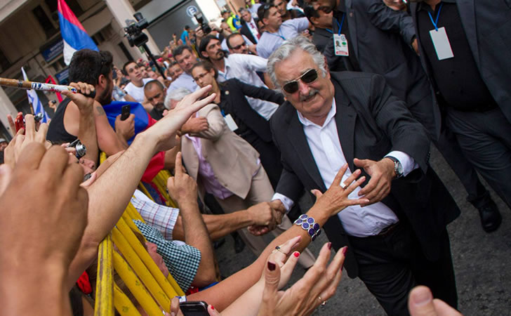 José Mujica, ex presidente de Uruguay / Foto: MPP