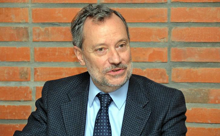Juan Cristina, Decano de la Facultad de Ciencias / Foto: Presidencia