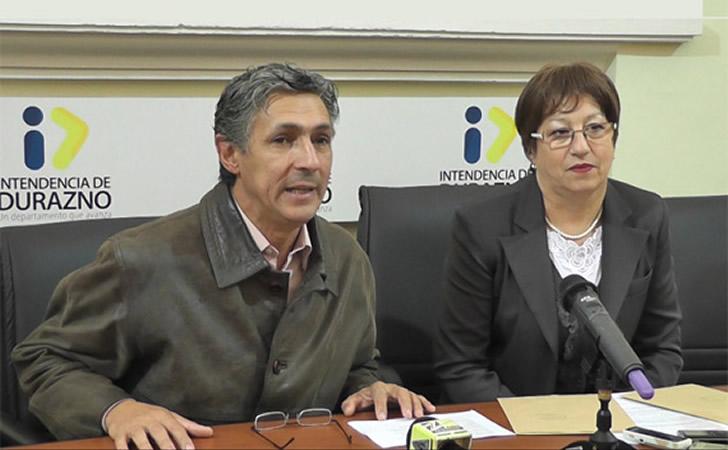 Miguel Irrazabal, Director de Cultura de Durazno / Foto: Intendencia de Durazno