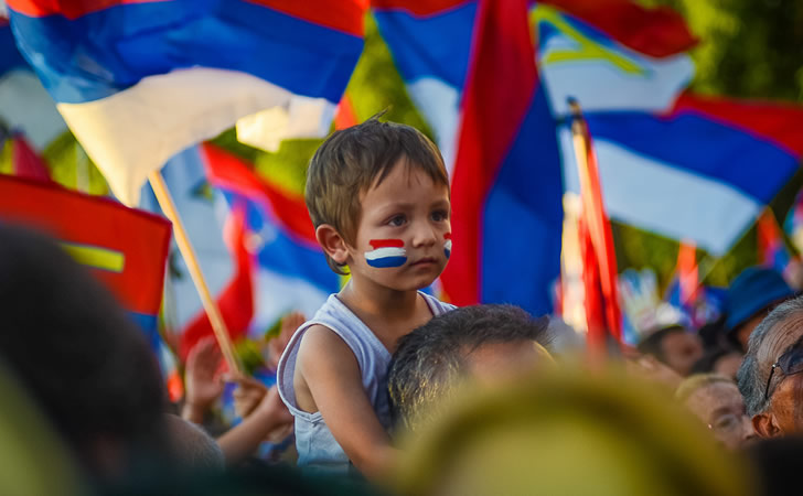 Acto del Frente Amplio / Foto: Frente Amplio