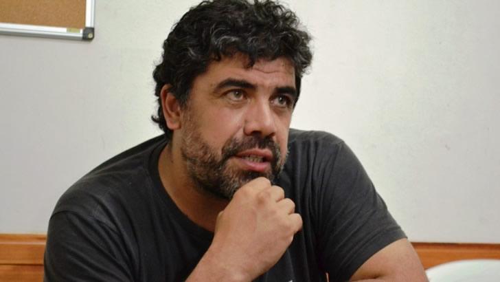 Oscar Andrade, ex diputado del PCU / Foto: Carve 850