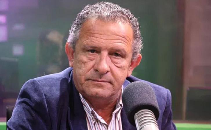 Pablo Caram, intendente de Artigas / Foto: Artigas Noticias