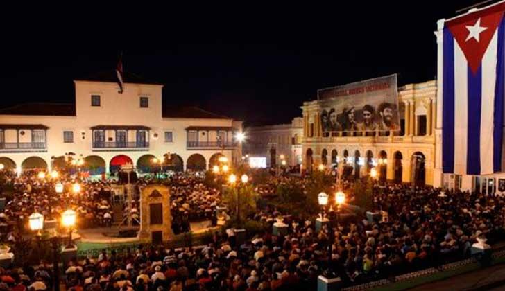 La Revolución Cubana celebra su 59 aniversario.