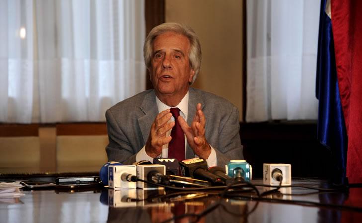 Presidente de Uruguay, Tabaré Vázquez / Foto: Presidencia