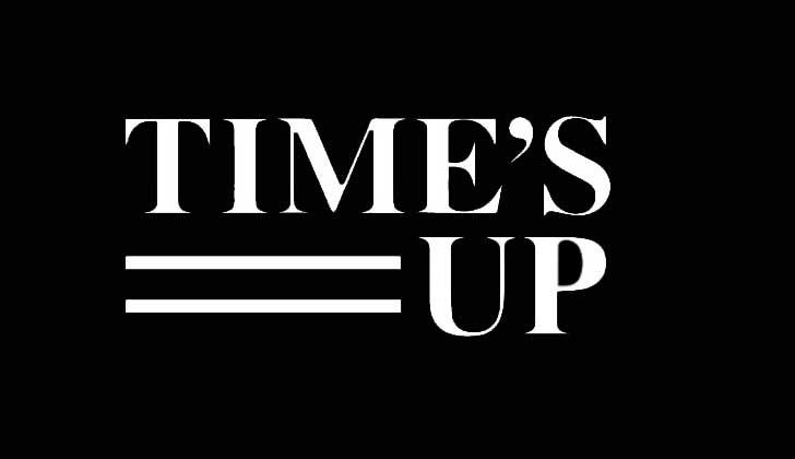 """Más de 300 famosas lanzaron """"Time's Up"""", una campaña contra la desigualdad y el acoso sexual."""