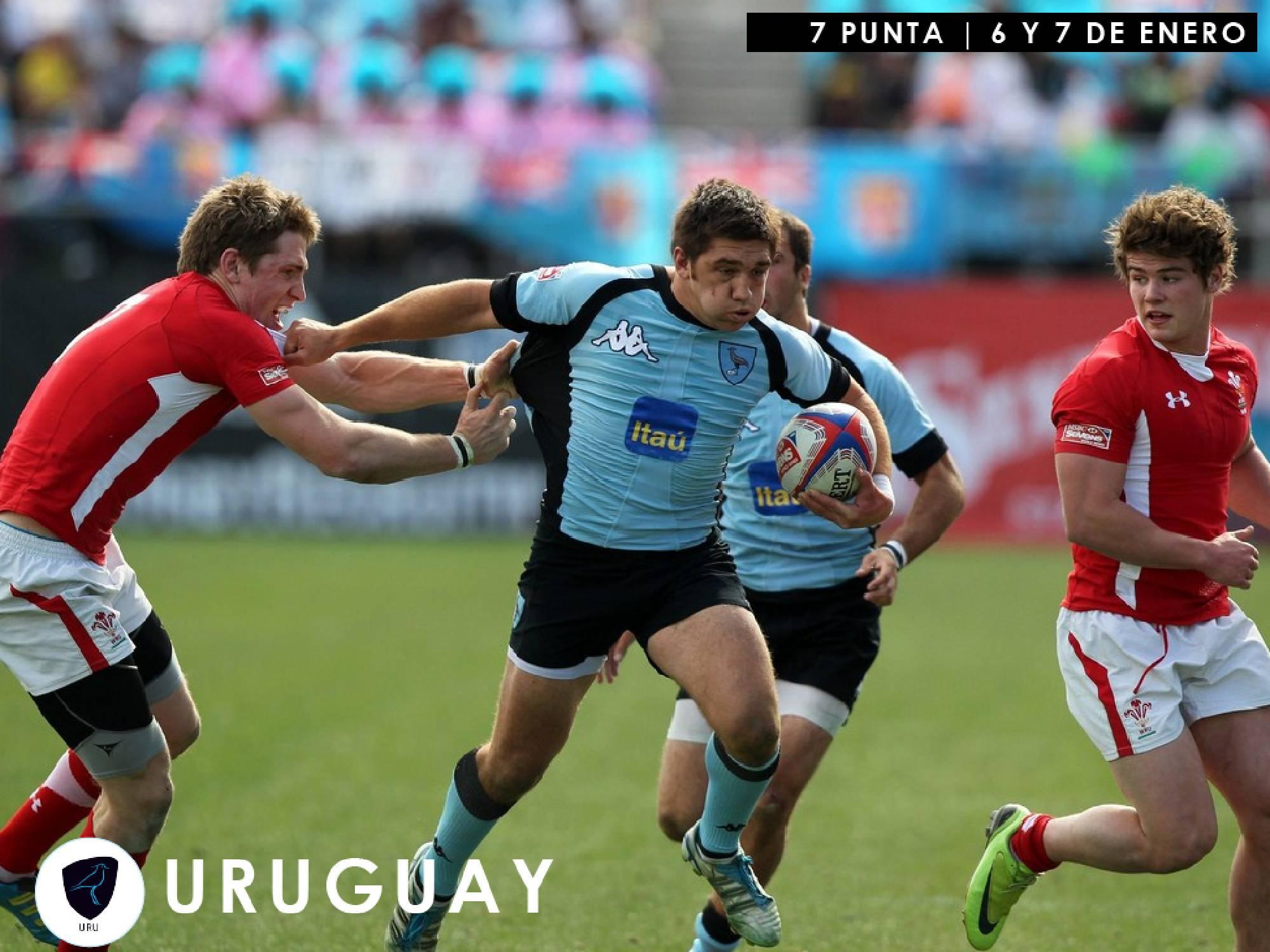 Chile clasificó a la final del torneo de Rugby Seven — Tremendo triunfo