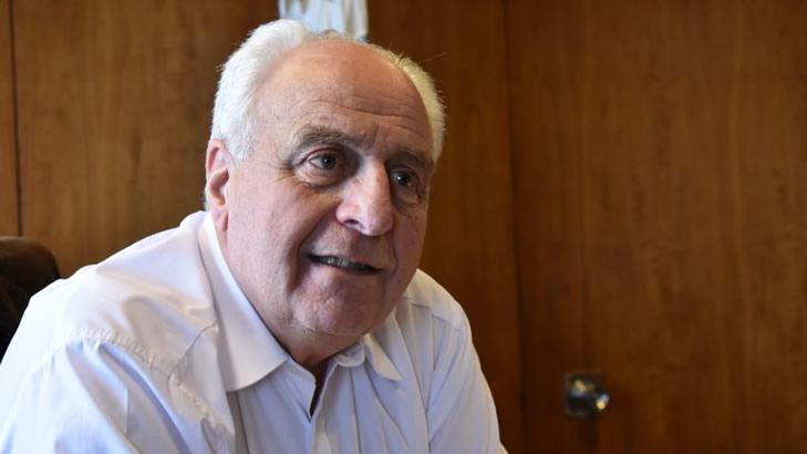 Víctor Rossi, ministro de Transporte y Obras Públicas / Foto: LARED21