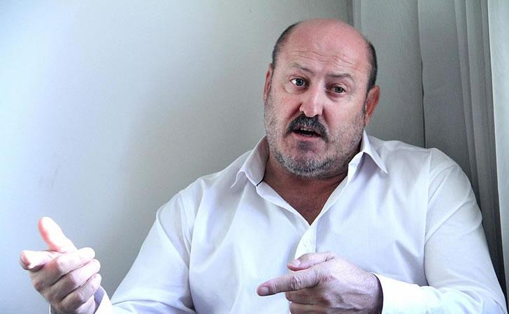 Presidente de AFE, Wilfredo Rodríguez / Foto: Radio Carve