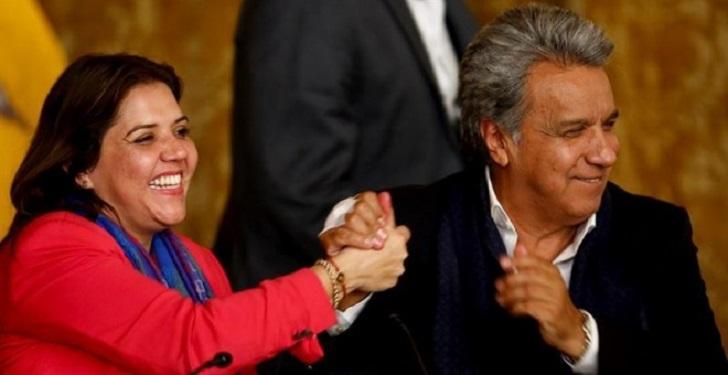 """El """"Sí"""" se impuso en las siete preguntas del referéndum consulta de Ecuador ."""