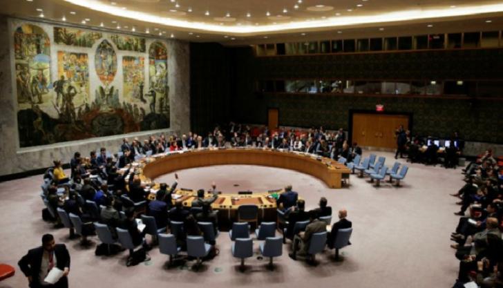 El Consejo de Seguridad de la ONU adopta una resolución sobre el cese el fuego Siria.