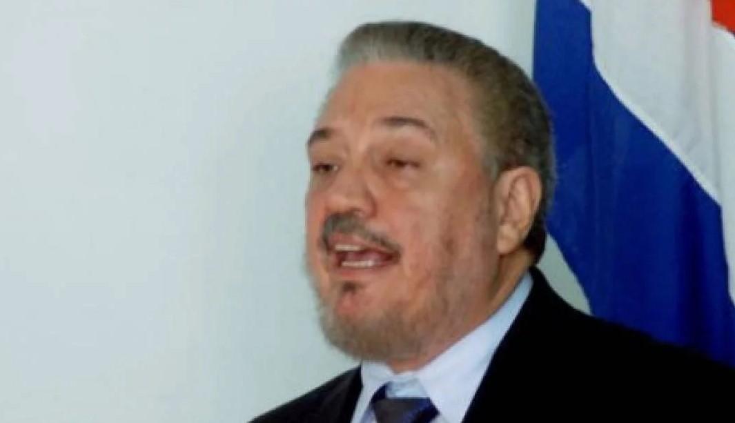 Fidel Ángel Castro Díaz-Balart. Foto: CiberCuba