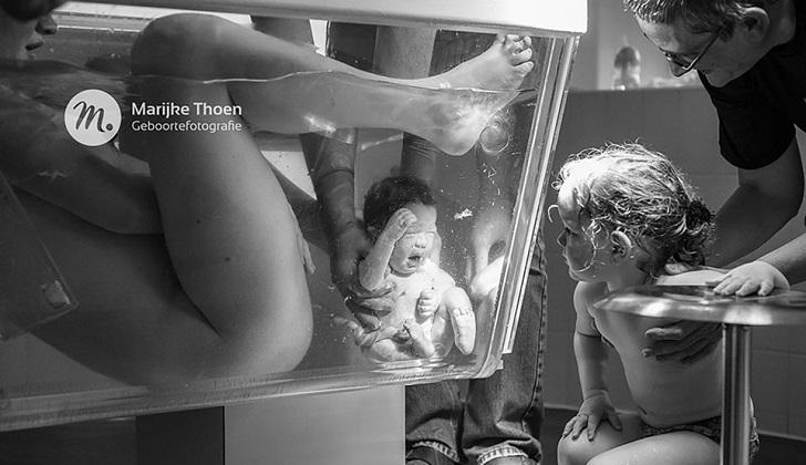 """Las mejores fotos nacimiento, posparto y maternidad del concurso """"Birth Becomes Her""""."""