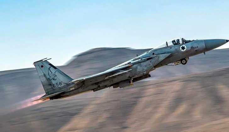 Israel vuelve a bombardear la Franja de Gaza.