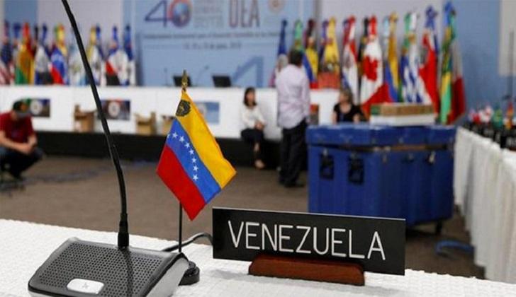 """Venezuela a la OEA: """"Preocupense por la corrupción, crisis humanitaria y migración que sufren países como Honduras y Colombia"""""""