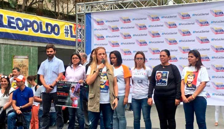 "Voluntad Popular llama a ""no participar ni convalidar el fraude del 22A""."