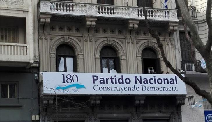 Foto: Partido Nacional.
