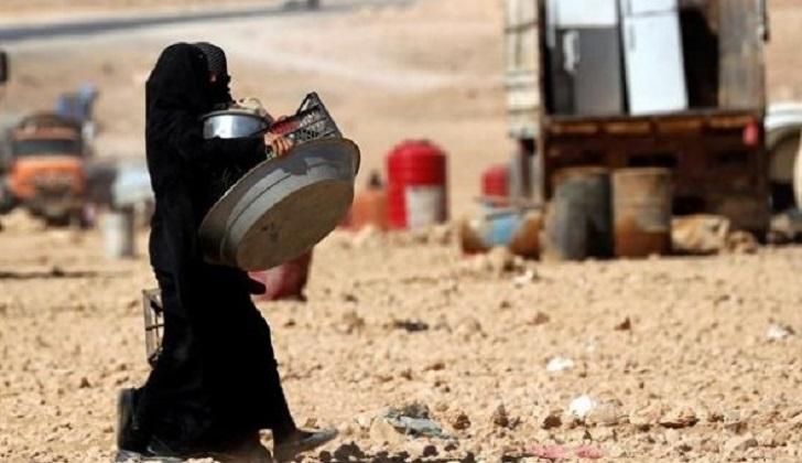 Siria: Mujeres obligadas a tener relaciones sexuales a cambio de ayuda humanitaria.