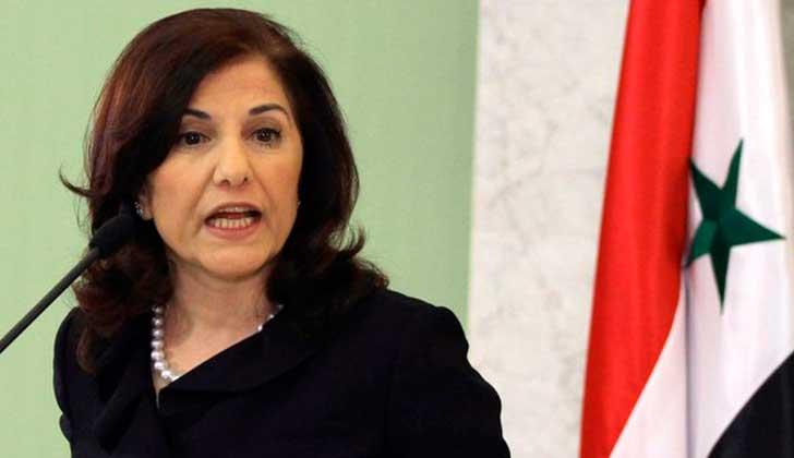 """Damasco: """"Siria continuará luchando contra los agresores, sean Israel, EE.UU. o Turquía""""."""