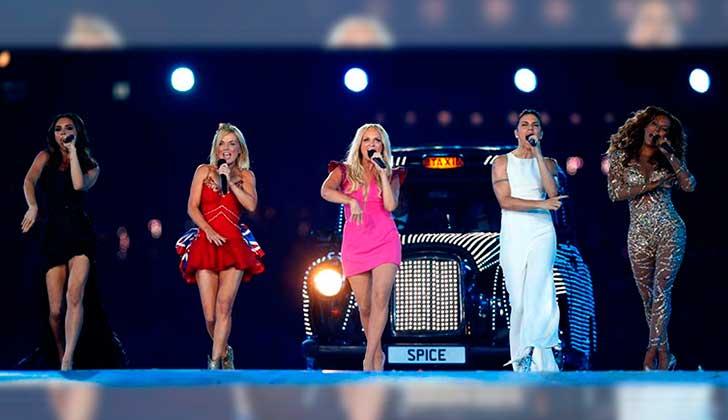 Las Spice Girls anuncian su regreso .