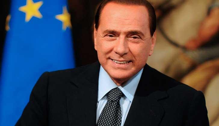 A dos semanas de las elecciones, las encuestan vaticinan la victoria de la coalición de Berlusconi. Foto: EFE