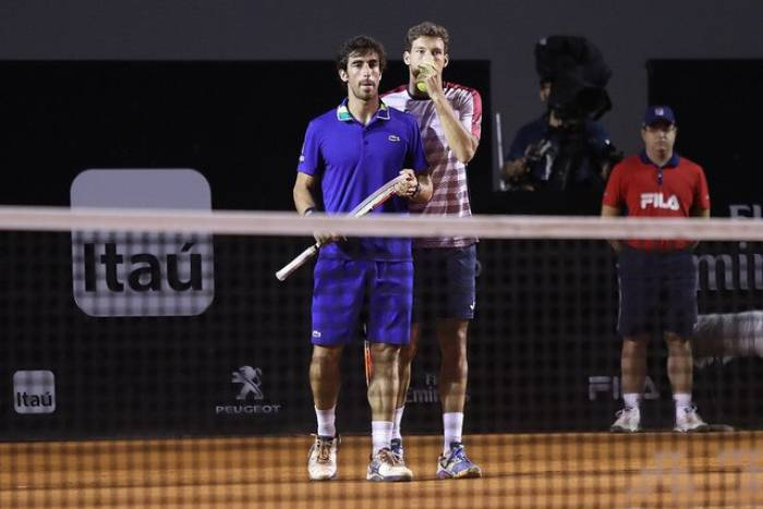 Delbonis empezó con el pie derecho en el Argentina Open
