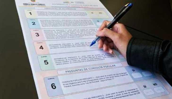 Unasur y OEA serán veedores en la consulta popular que divide a Ecuador. Foto: El Comercio