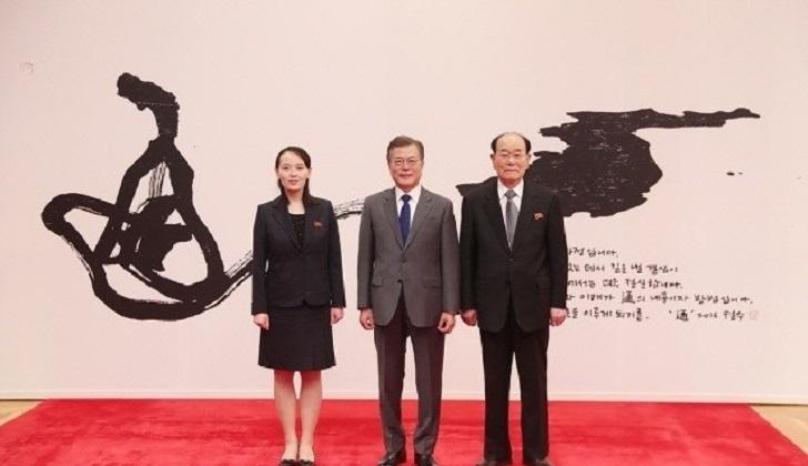 """Corea del Sur: """"Estados Unidos tiene que bajar su baremo para el diálogo"""" con el Norte."""