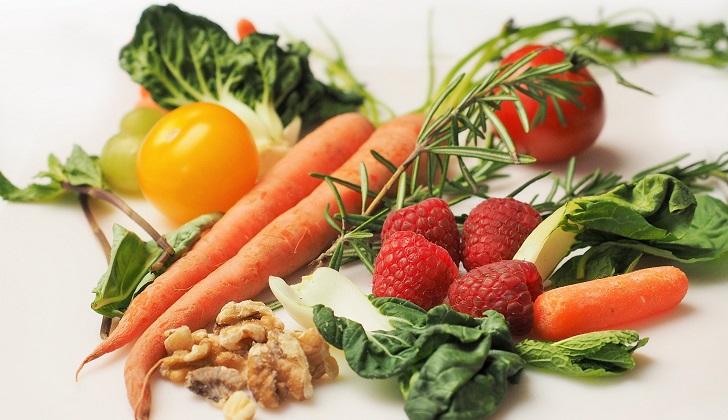 La dieta vegetariana también es buena para el corazón. Foto: Pixabay