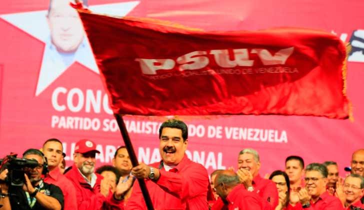 Maduro fue proclamado oficialmente como candidato presidencial para las próximas elecciones.