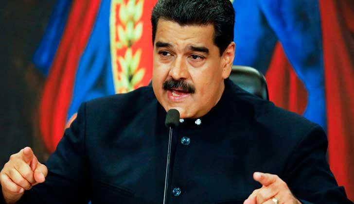 Maduro pide a Trump en Twitter iniciar