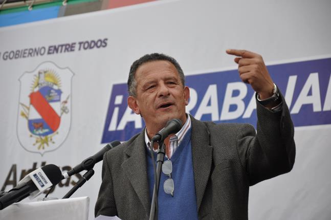 Foto: Alianza Nacional