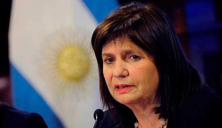 Gobierno argentino impulsa un cambio de doctrina que no culpabilice a los policías en casos de gatillo fácil.
