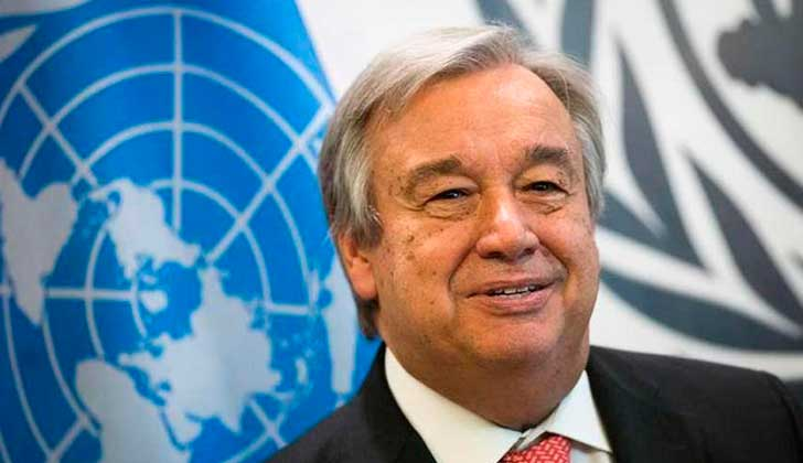 ONU pide reducción inmediata e incondicional de tensiones en Siria.