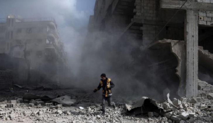 Continúan los ataques en Siria a pesar de la tregua.