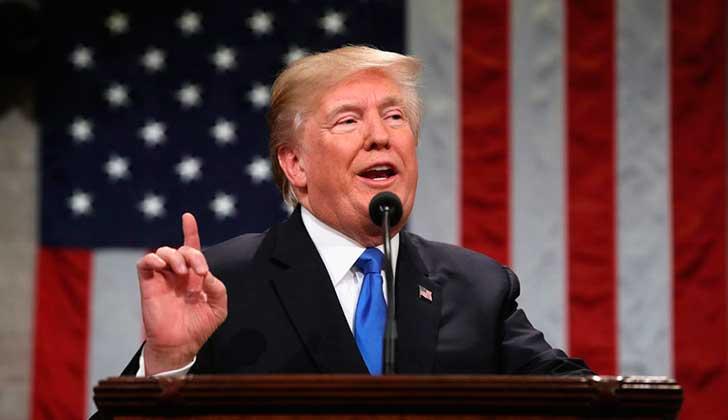 """""""Es una pérdida de tiempo"""": Trump rechaza un proyecto migratorio sobre los Dreamers ."""