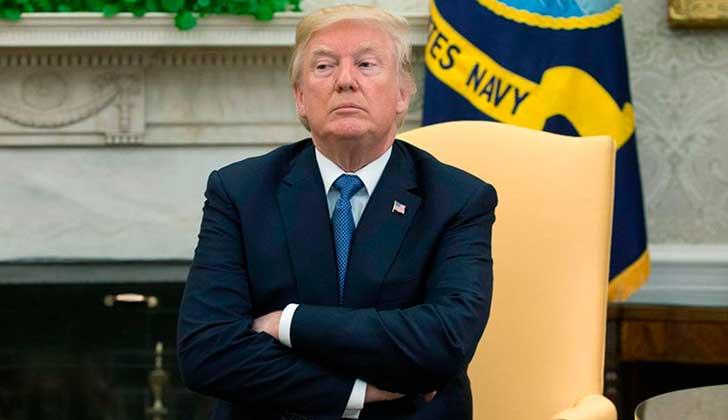 """Trump: """"Nueva doctrina nuclear de Estados Unidos se basa en una evaluación realista del escenario de seguridad mundial""""."""