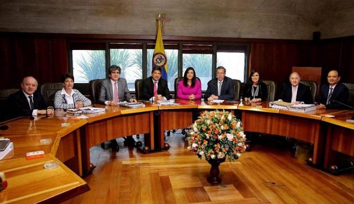La Corte Constitucional de Colombia dio luz verde para la Ley de Amnistía.