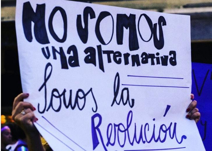 El Patido Justicialista adhiere al Paro Internacional de Mujeres y marcha